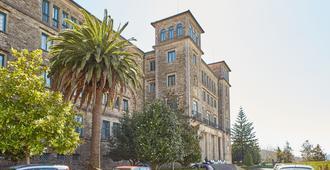 Albergue Seminario Menor - Santiago de Compostela - Building