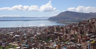 Aymarak Hostel & Camping - Πούνο - Θέα στην ύπαιθρο