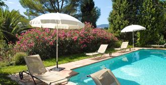 Chambres d'hôtes Il Monticello - Grasse - Piscina
