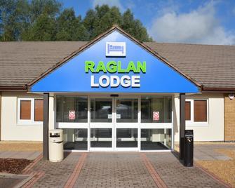 Raglan Lodge - Monmouth - Gebäude