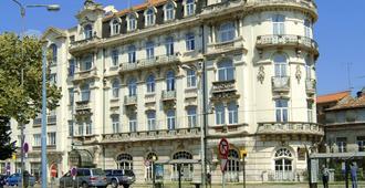 Hotel Astoria - Coimbra - Rakennus