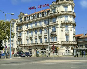 Hotel Astoria - Κοΐμπρα - Κτίριο