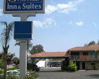 Civic Center Inn Santa Ana - Santa Ana - Edifício