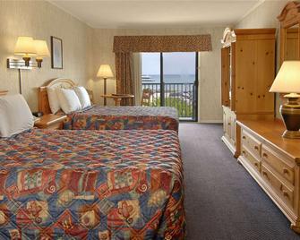 Days Inn by Wyndham Mackinaw City - Lakeview - Mackinaw City - Bedroom