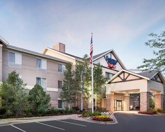 Fairfield Inn & Suites by Marriott Loveland Fort Collins - Loveland - Building