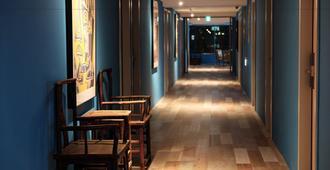 Happy Inn & Hostel - Taichung - Pasillo