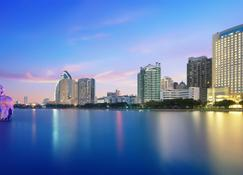 Xiamen Airlines Lakeside Hotel - Xiamen - Vista del exterior