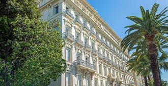 Hotel West End - Nizza - Rakennus