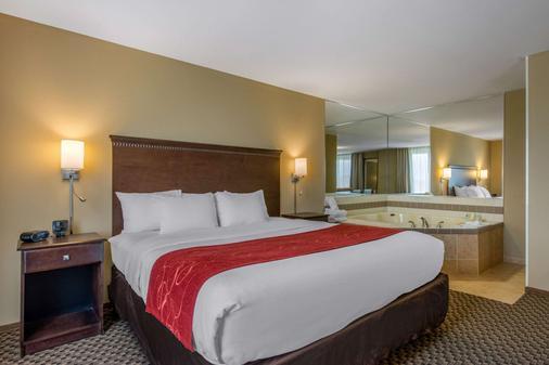 Comfort Suites Sarasota-Siesta Key - Sarasota - Bedroom