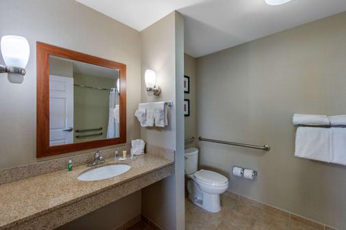 Comfort Suites Sarasota-Siesta Key - Sarasota - Bathroom