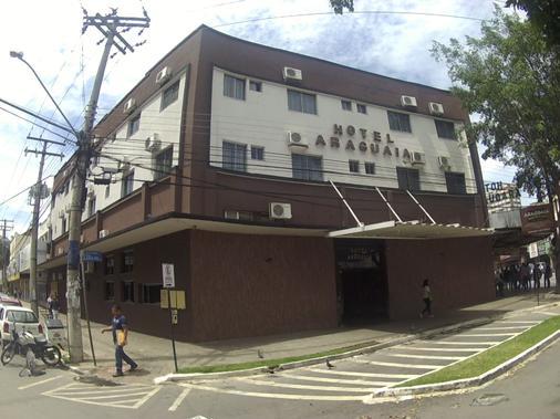 Hotel Araguaia Goiania - Goiânia - Rakennus