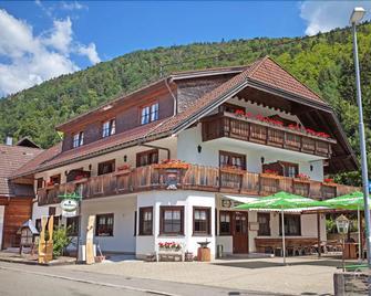 Pension Zur Schmiede - San Blasien - Edificio