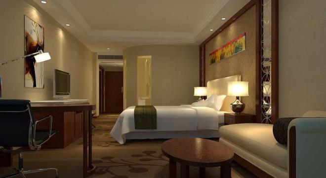 Days Hotel & Suites St. Jack Resort Chongqing - Chongqing - Bedroom
