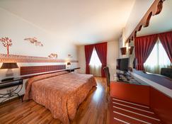 Chocohotel - Perugia - Bedroom