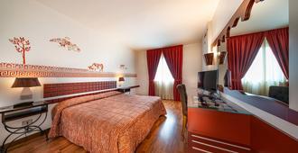 Chocohotel - פרוג'ה - חדר שינה
