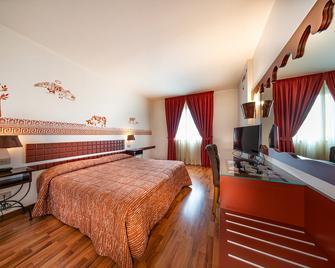 Chocohotel - Perugia - Habitació
