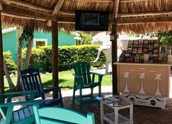 Sunset Cove Beach Resort - Key Largo - Patio
