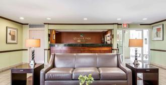 Quality Inn Jackson - Jackson - Phòng khách