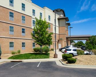 Quality Inn and Suites Denver South Park Meadows Area - Englewood - Gebouw