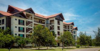 Borneo Beach Villas - Kota Kinabalu - Rakennus