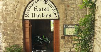 Hotel Umbra - Assisi - Buiten zicht