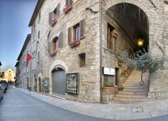 Hotel Properzio - Assisi - Κτίριο