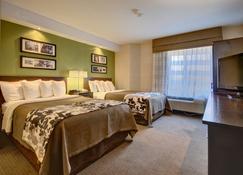 Sleep Inn - Seatac Airport - SeaTac - Bedroom