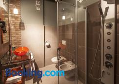 Hotel Residence Diamantina - Ferrara - Bathroom
