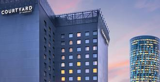 Courtyard by Marriott Bucharest Floreasca - Bucarest - Edificio