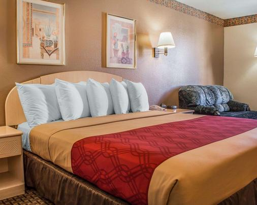 Econo Lodge - Winslow - Schlafzimmer