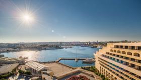 Grand Hotel Excelsior - Valletta - Udsigt