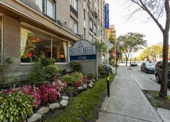 Le Nouvel Hotel & Spa - Montreal - Building
