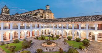Hotel Dann Monasterio Popayán - Popayán - Edificio