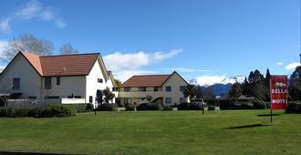 Bella Vista Motel Te Anau - Te Anau - Building