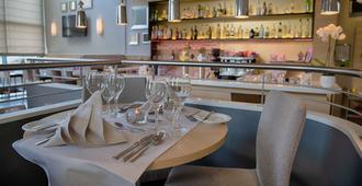 Best Western Plus Welcome Hotel Frankfurt - פרנקפורט אם מיין - מסעדה