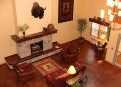 Arbuckle Lodge - Gillette - Sala de estar