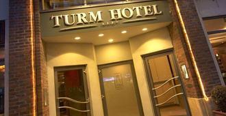 Turm Hotel - Fráncfort - Edificio