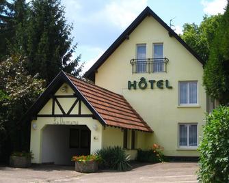 Hotel Le Domino - Illkirch-Graffenstaden - Building