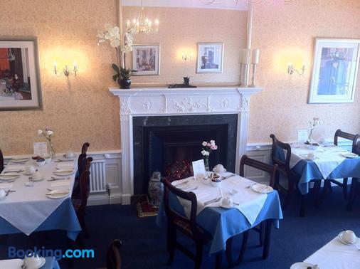 Elder York Guest House - Edinburgh - Nhà hàng