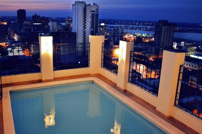 Hotel Manduara - Ασουνθιόν - Πισίνα