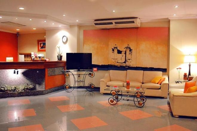 Hotel Manduara - Ασουνθιόν - Σαλόνι ξενοδοχείου