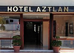 Hotel Aztlan - Tepic - Building