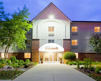 Sonesta Simply Suites Minneapolis Richfield - Richfield - Будівля