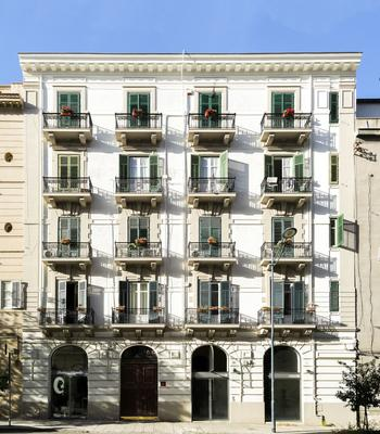Principe di Belmonte - Palermo - Building