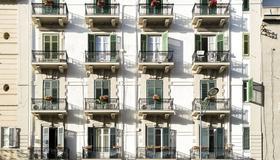 Principe di Belmonte - Palermo - Toà nhà