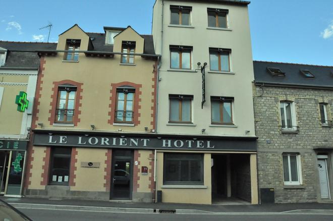 Le Lorient Hotel - Rennes - Building
