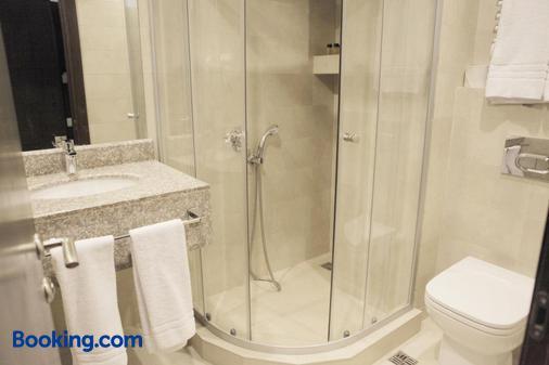 Hotel Citrus - Tbilisi - Bathroom