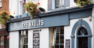 The Vaults - Shrewsbury - Vista externa
