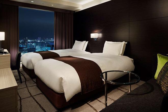 Mitsui Garden Hotel Ginza Premier - Tokio - Schlafzimmer
