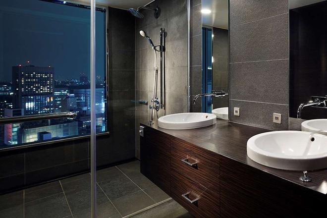 Mitsui Garden Hotel Ginza Premier - Tokio - Bad